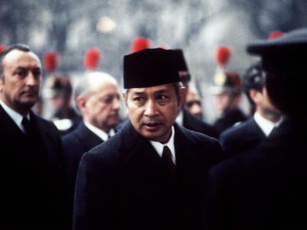 Ini Keppres Soeharto yang Serahkan TMII Dikuasai Yayasan Harapan Kita