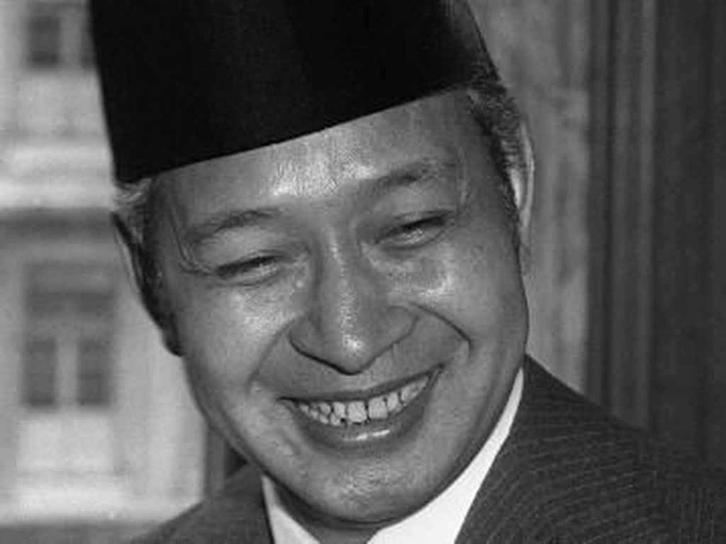 Soeharto, Taman Mini, dan Supersemar