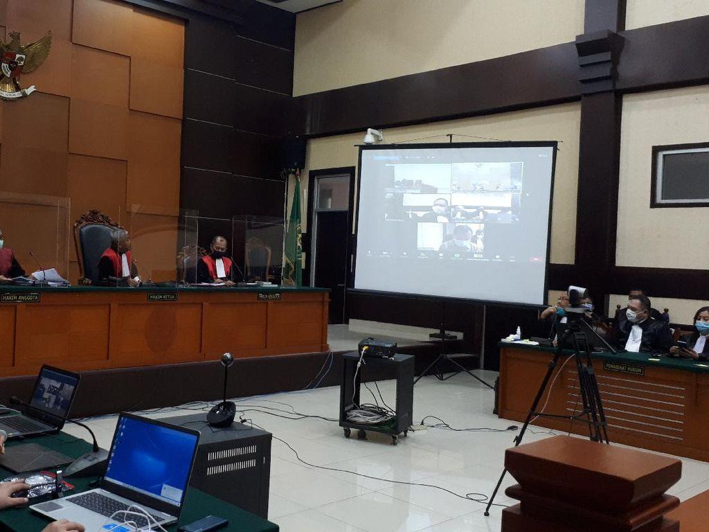 Djoko Tjandra-Brigjen Prasetijo Minta Hadir Dalam Sidang Pemeriksaan Saksi