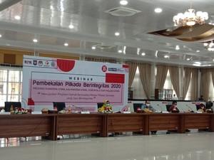 Pimpinan KPK Ingatkan Paslon Tak Iming-imingi Uang ke Penyelenggara Pilkada