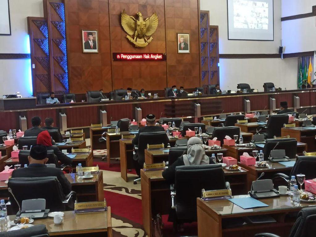 Tok! DPRA-Gubernur Aceh Setujui Raqan Haji-Kawasan Tanpa Rokok Jadi Qanun