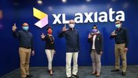 XL Catat Laba Bersih Rp 395 M, Pelanggan 56,77 Juta di Q2 2021