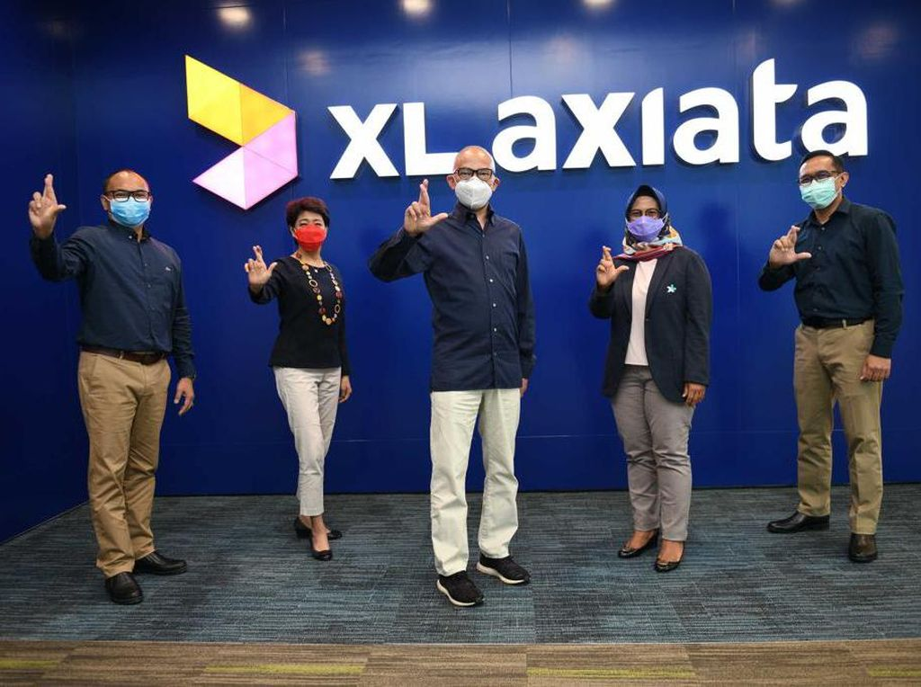 XL Axiata Umumkan Susunan Direksi Baru, Siapa Saja?