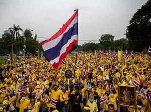 Pimpin Aksi Reformasi, 4 Aktivis Thailand Dituduh Menghina Kerajaan