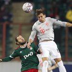 Bayern Ungguli Lokomotiv 1-0 di Babak I