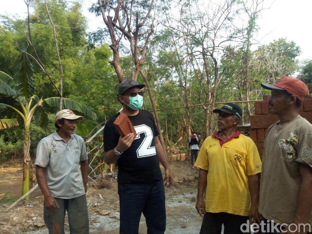 Soal Baliho Miliknya yang Dirusak, Ipong Minta Pendukung Sabar