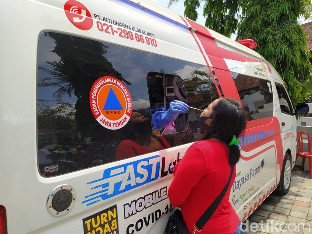 Mau Wisata ke Candi Borobudur? Siap-siap Rapid Test Dulu