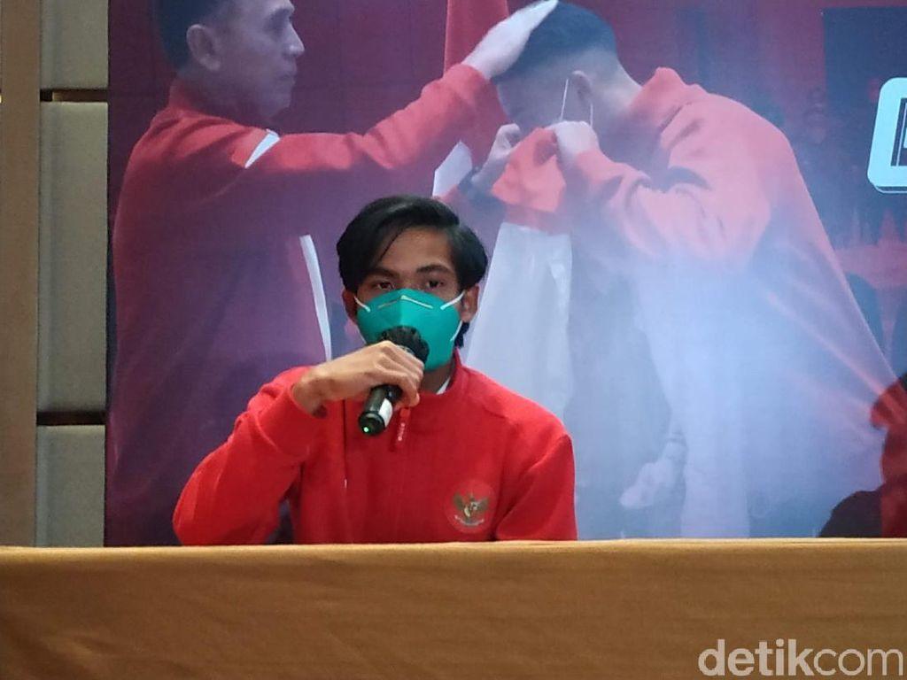 David Maulana Santai Ada Banyak Calon Pemain Blasteran di Timnas U-19