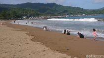 Dinas Pariwisata Trenggalek Batasi Pengunjung Pantai Prigi Saat Long Weekend