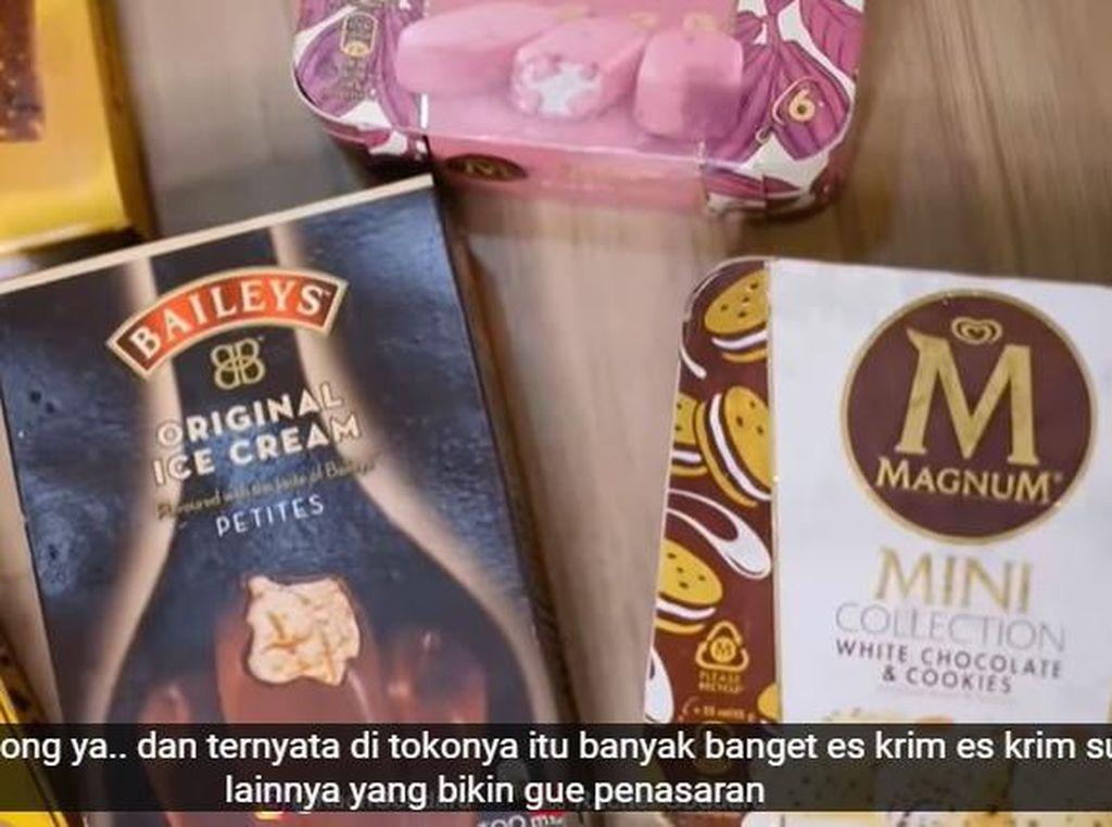 Deretan Es Krim Sultan yang Harganya Rp 300 Ribuan, Gimana Rasanya?