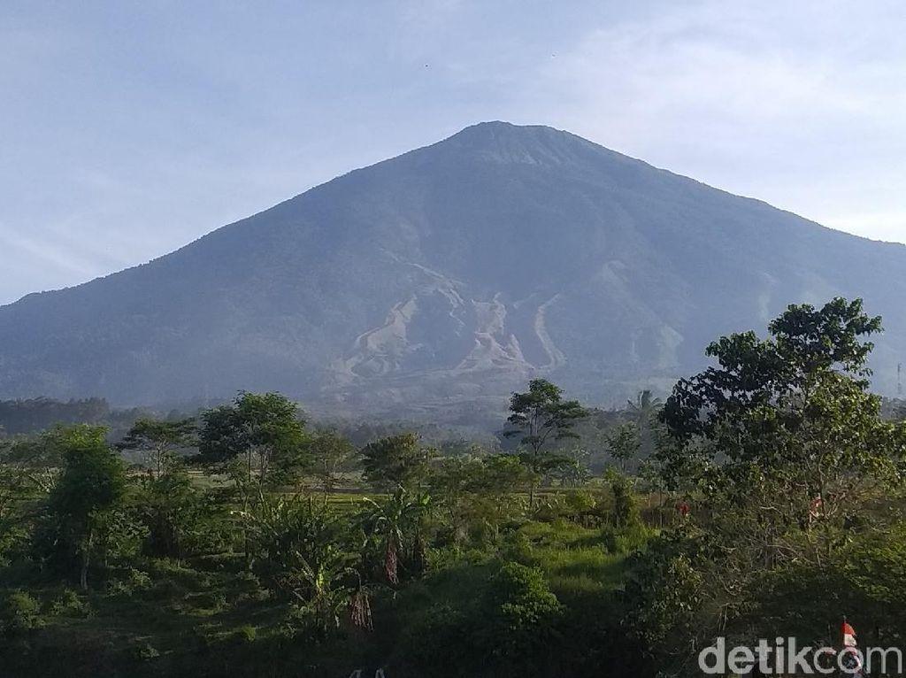 3 Jalur Pendakian Gunung Ciremai di Kuningan Ditutup Selama PPKM
