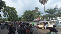 Kecam Demo Anarkis, Kelompok Masyarakat Sunda Gaungkan Jaga Bandung