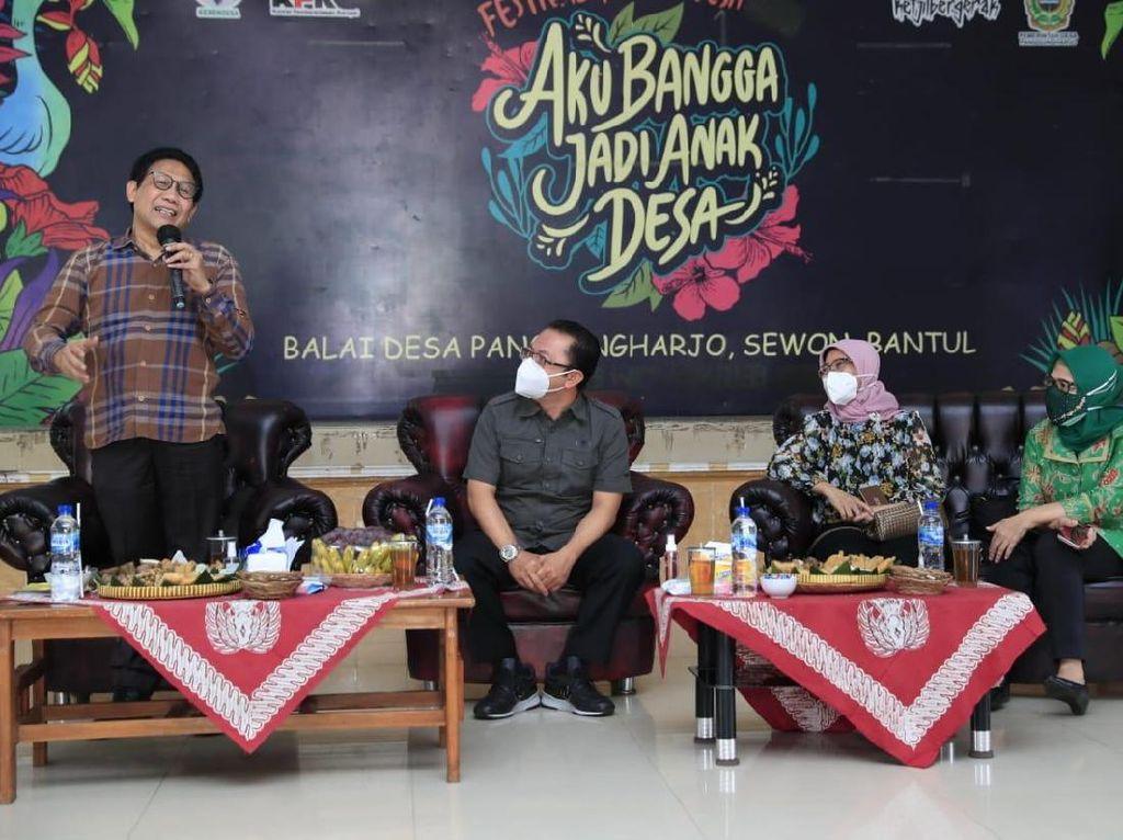 9 Kades dari Jombang Studi Banding ke Desa Panggungharjo Bantul