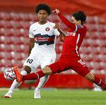 Babak I Usai, Liverpool vs Midtjylland Masih 0-0