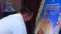 Sekdaprov Jatim Buka Pameran Lukisan Virtual yang Diikuti 83 Pelukis