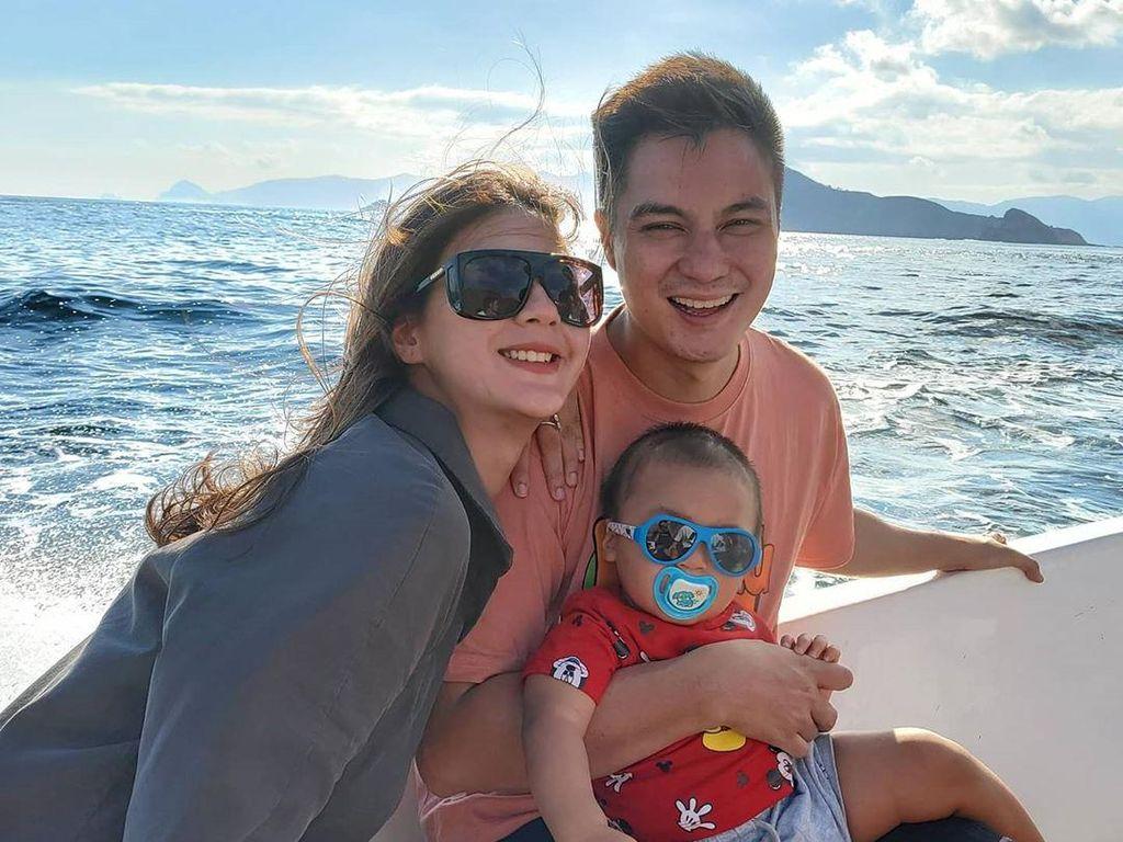 Baim Wong Ungkap Paula Verhoeven Hamil Anak Kedua