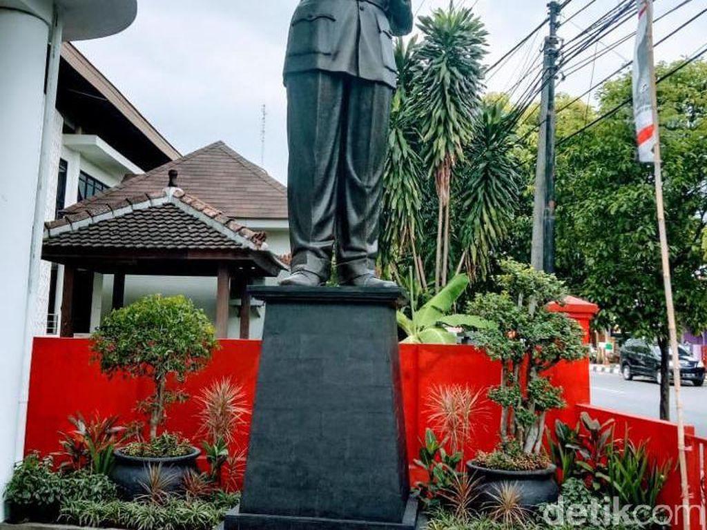 Secara Virtual, Megawati Resmikan 13 Kantor DPP PDIP dan 1 Patung Sukarno