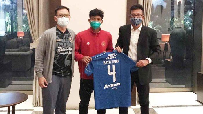 Persib Bandung Bayu Mohamad Fiqri