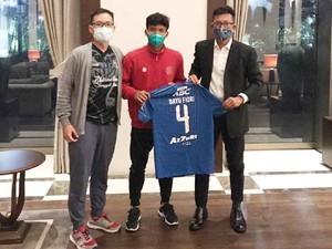 Persib Bandung Gaet Bayu Mohamad Fiqri Usai Semusim Mengincar