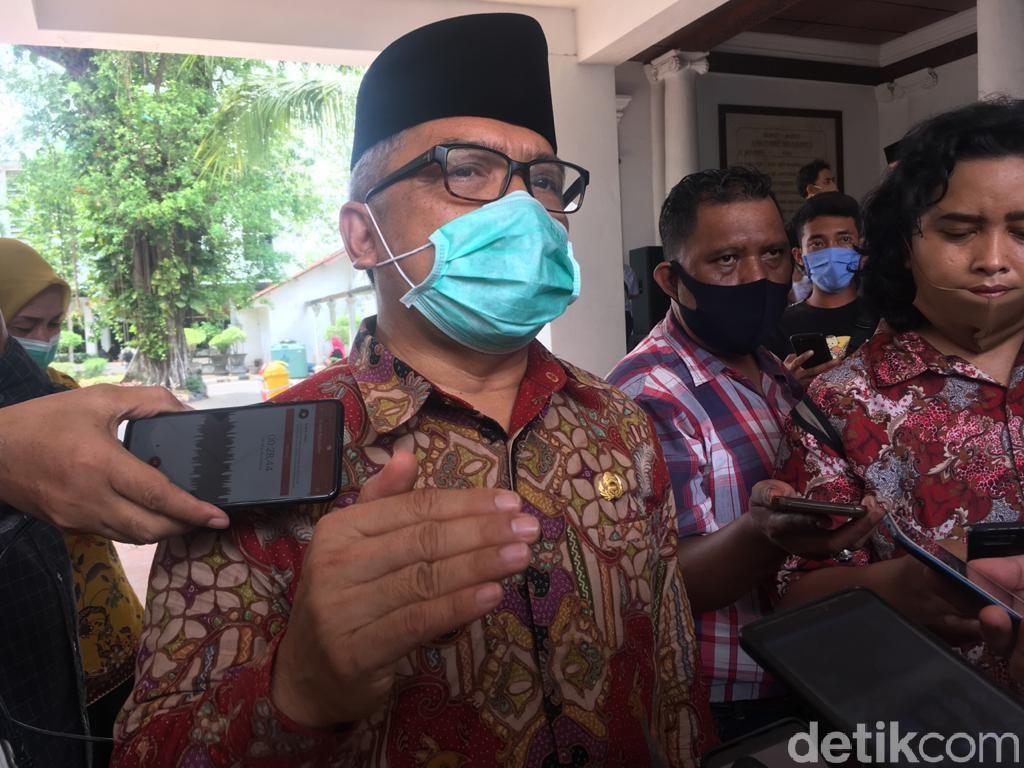 36 Kampanye Langgar Prokes, Pj Bupati Mojokerto Andalkan Bawaslu yang Eksekusi