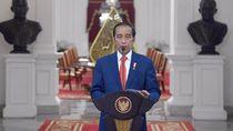 Buka Pekan Budaya Nasional, Ini Pesan Jokowi ke Pekerja Seni di Masa Pandemi