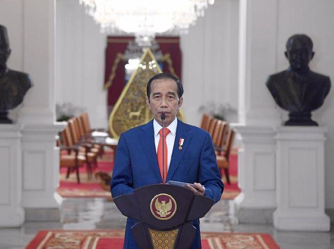 Jokowi soal Sumpah Pemuda: Tak Ada Jawa-Papua, Kita Sebangsa Setanah Air