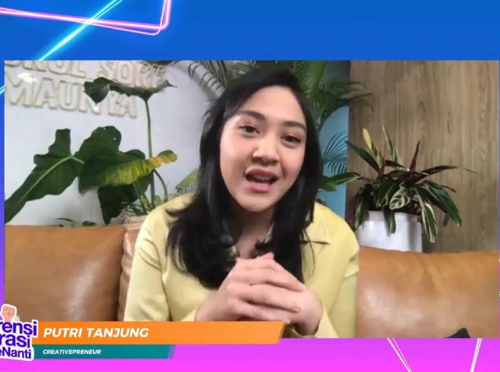 Putri Tanjung Bagikan Tips Tumbuhkan Rasa Percaya Diri
