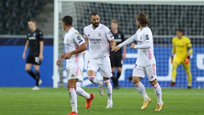 Real Madrid Dihantui Satu Masalah Besar, Jelang Lawan Liverpool