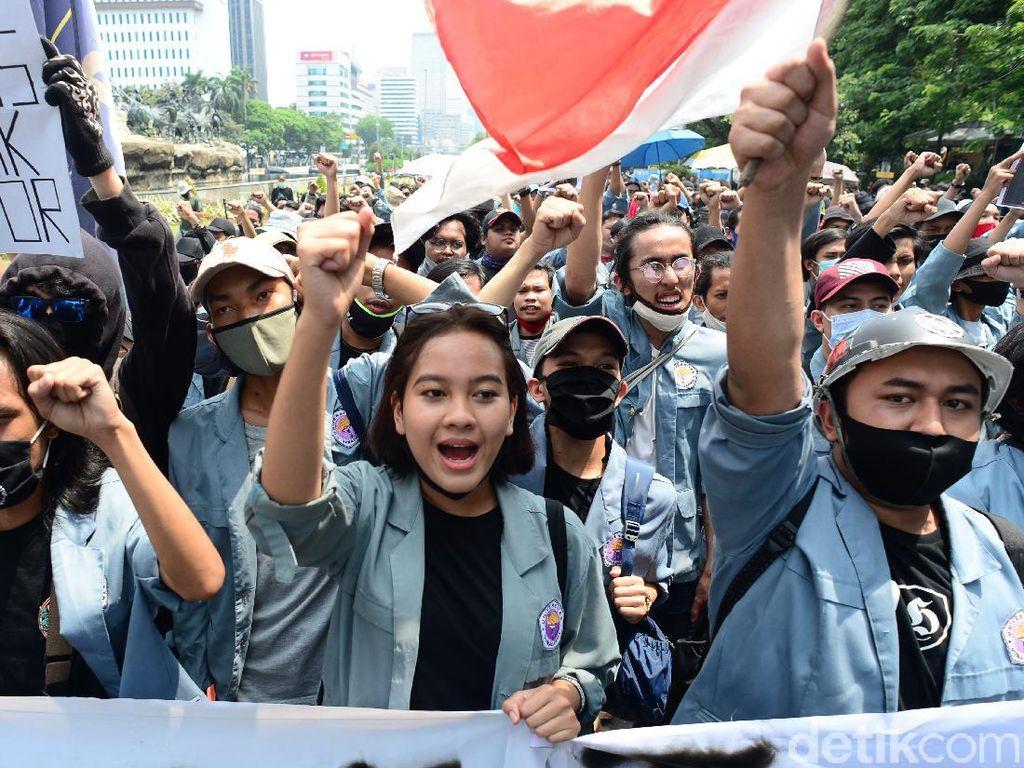 Marak Demo di Jakarta, Pakar Minta Testing Corona Ditingkatkan