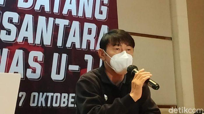 Pelatih Timnas Indonesia U-19, Shin Tae-yong, menyebut ada 9 pemain blasteran dalam radar PSSI.