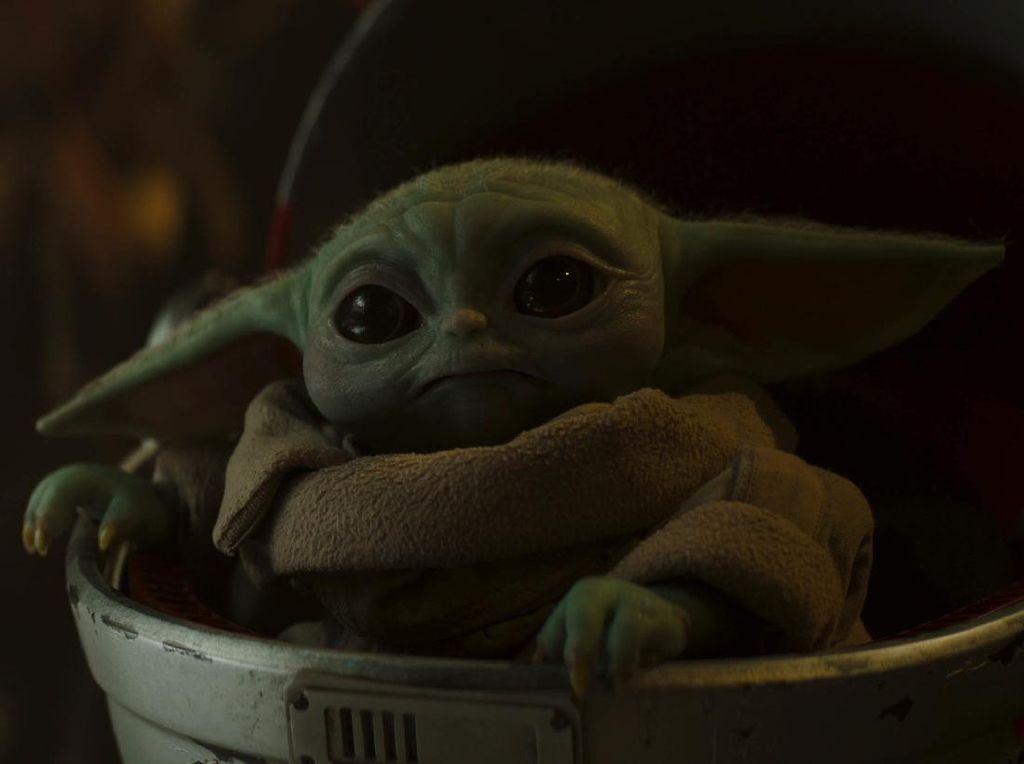Adegan Baby Yoda di The Mandalorian Musim ke-2 Tuai Kritikan