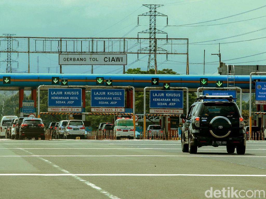 Liburan Naik Mobil dalam Area Jabodetabek Tak Perlu Rapid Test Antigen