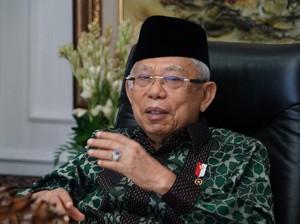 Maruf Amin Menjabat Sebagai Ketua Dewan Pertimbangan MUI