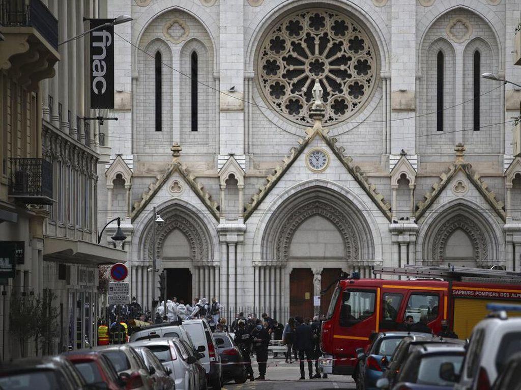 Tunisia Buka Penyelidikan Usai Imigran Jadi Pelaku Penyerang di Gereja Prancis