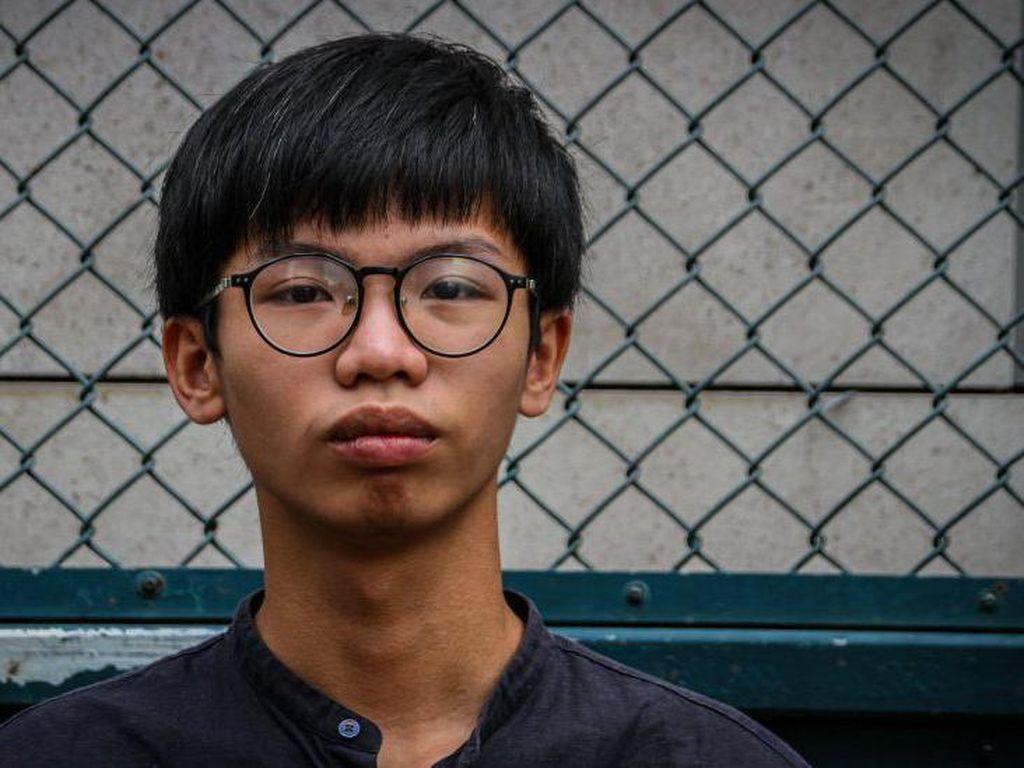 Remaja Hong Kong Divonis 4 Bulan Bui Atas Tuduhan Hina Bendera China