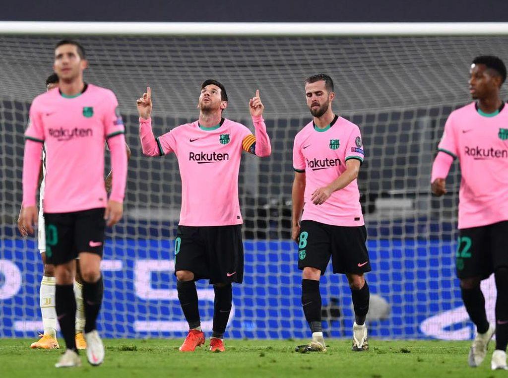 Juventus Vs Barcelona: Unggul Jumlah Pemain, Blaugrana Menang 2-0