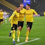 Hasil Liga Champions Grup F: Dortmund Menang, Lazio Imbang
