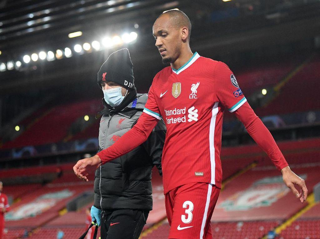 Fabinho Bisa Main di Liverpool Vs Leicester, Klopp?