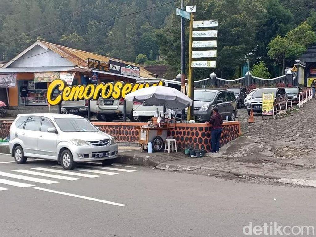 Long Weekend, Jumlah Pendaki Gunung Lawu Via Cemoro Sewu Meningkat