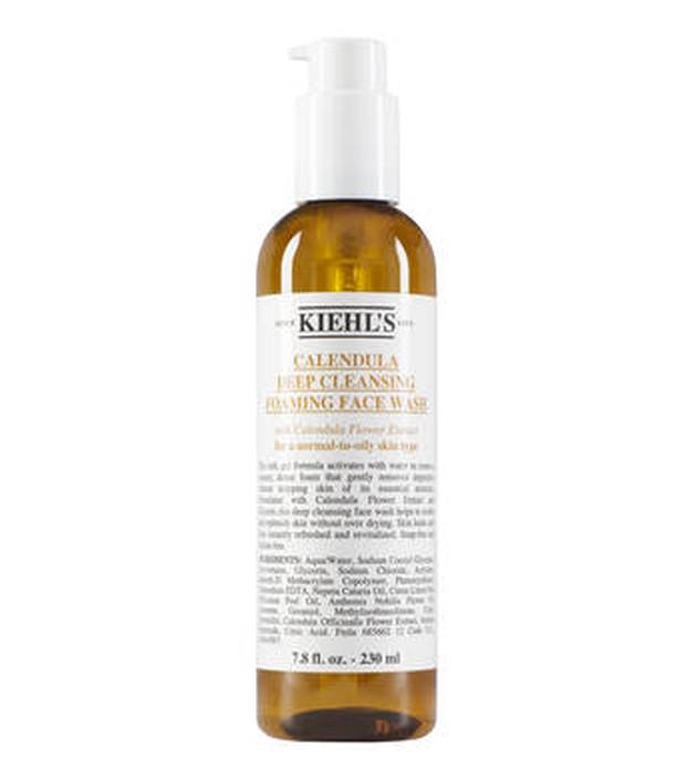 Kiehls Calendula Deep Cleansing Foaming Facial Wash/ sumber: kiehls.co.id