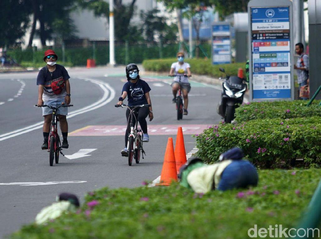 Pesepeda Dibegal di Latumenten Jakbar, Polisi: Pelaku Diduga Geng Motor