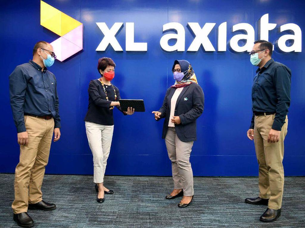 Momen XL Axiata Umumkan Direksi Baru