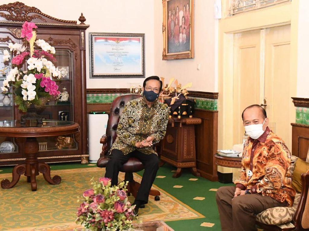 Wakil Ketua MPR Puji Gubernur Yogyakarta Tangani COVID-19