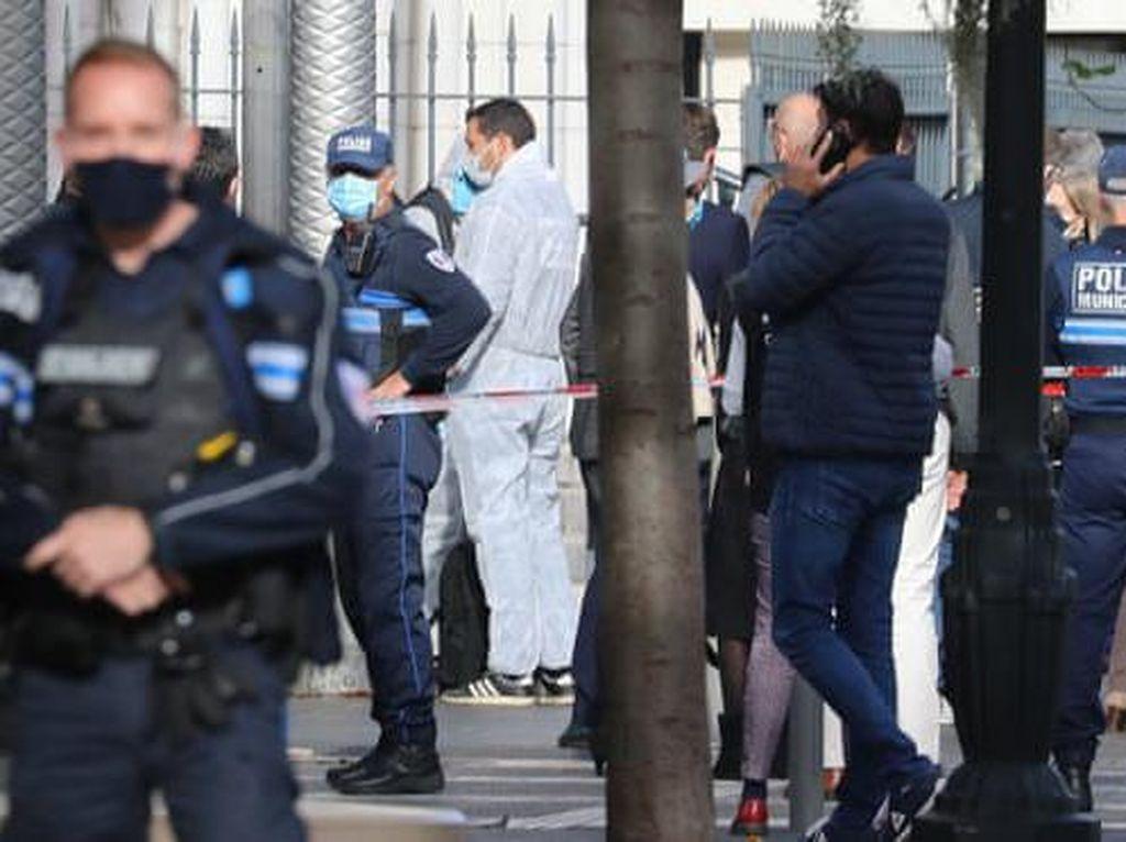 Pelaku Bawa 3 Pisau, Ini Fakta-fakta Seputar Penusukan di Prancis