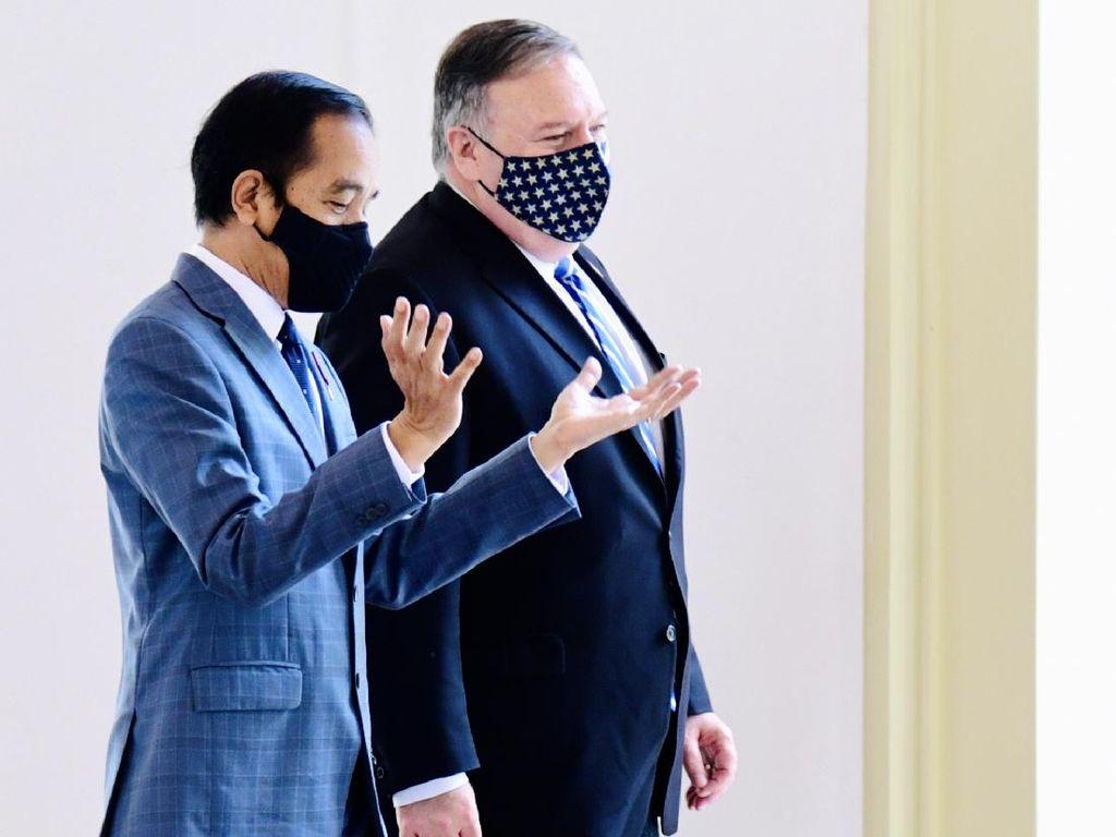 Menlu AS Datang ke RI, Minta Insentif dan Korupsi Diberantas