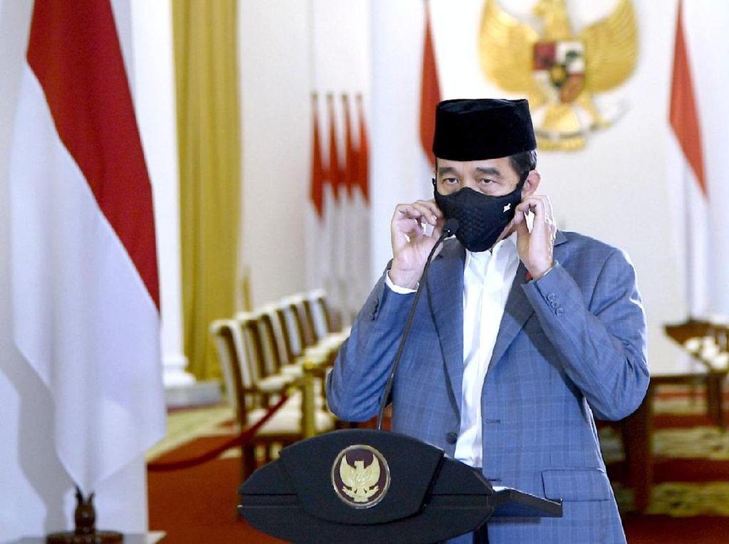 Wanti-wanti Jokowi Tak Mau Gelombang Kedua Corona Terjadi di RI