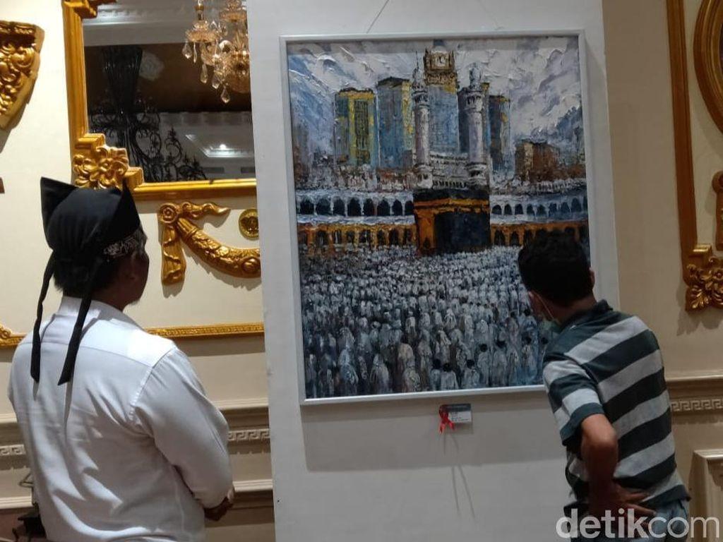 Puluhan Karya Lukis Seniman Banyuwangi Diborong Kolektor