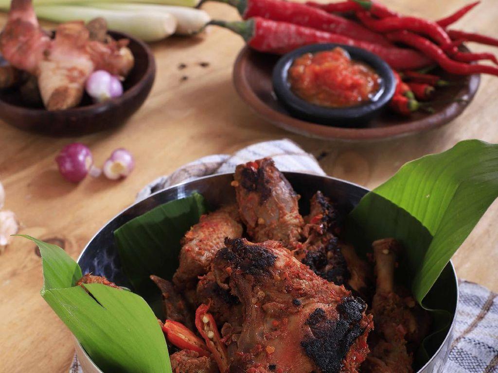 Resep Ayam Bakar Rumahan yang Gampang dan Sedap