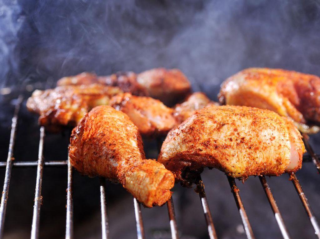 Resep Membuat Ayam Bakar yang Bumbunya Legit, Enak, dan Sederhana