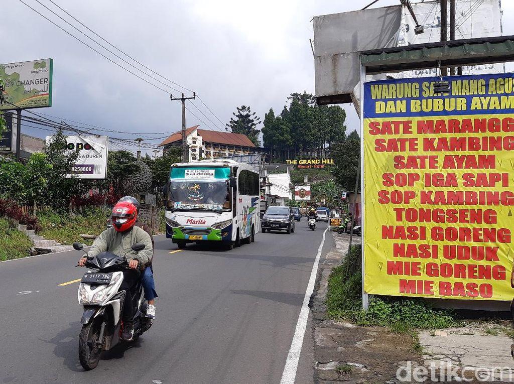 Hal-hal Menarik dari Puncak Bogor, Ada Aturan Tak Tertulis Juga